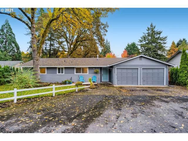 13260 SW Davies Rd, Beaverton, OR 97008 (MLS #21540726) :: Keller Williams Portland Central