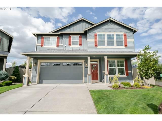 6914 NE 105TH Cir, Vancouver, WA 98686 (MLS #21541045) :: Fox Real Estate Group