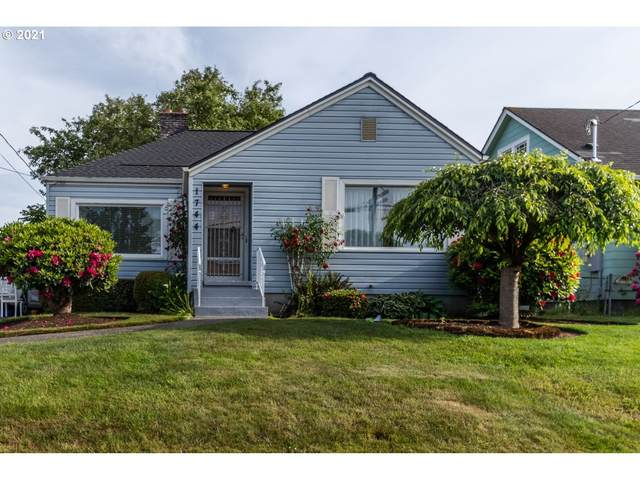 1744 N Rosa Parks Way, Portland, OR 97217 (MLS #21541327) :: Townsend Jarvis Group Real Estate