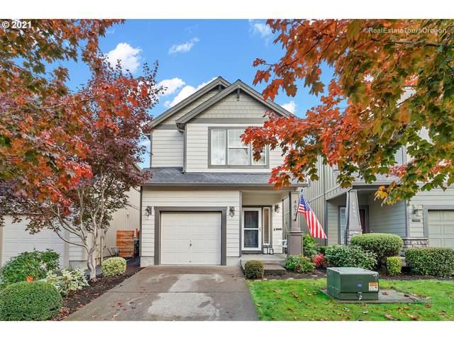 4679 SE Sandalwood St, Hillsboro, OR 97123 (MLS #21541394) :: Holdhusen Real Estate Group