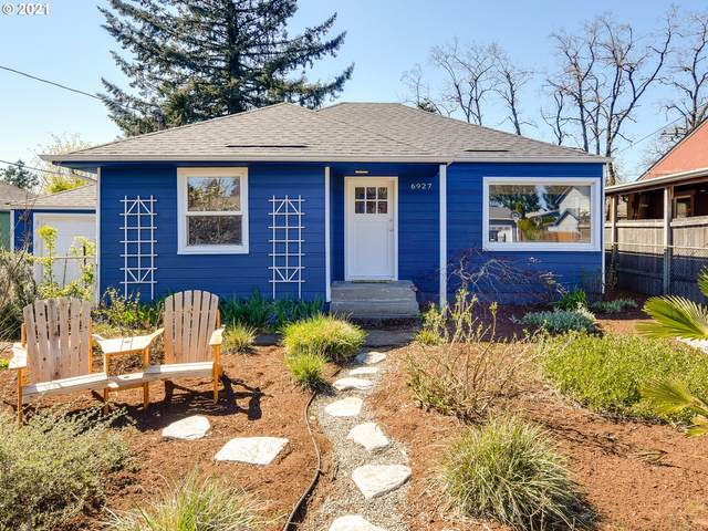 6927 SE 78TH Ave, Portland, OR 97206 (MLS #21541421) :: Premiere Property Group LLC