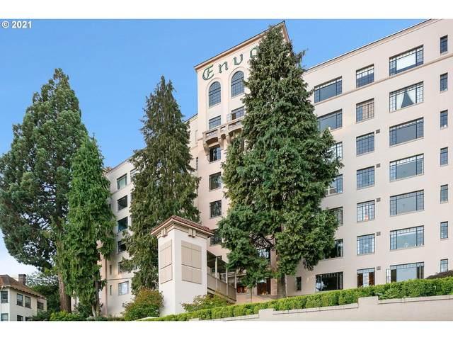 2336 SW Osage St #708, Portland, OR 97205 (MLS #21541448) :: Premiere Property Group LLC