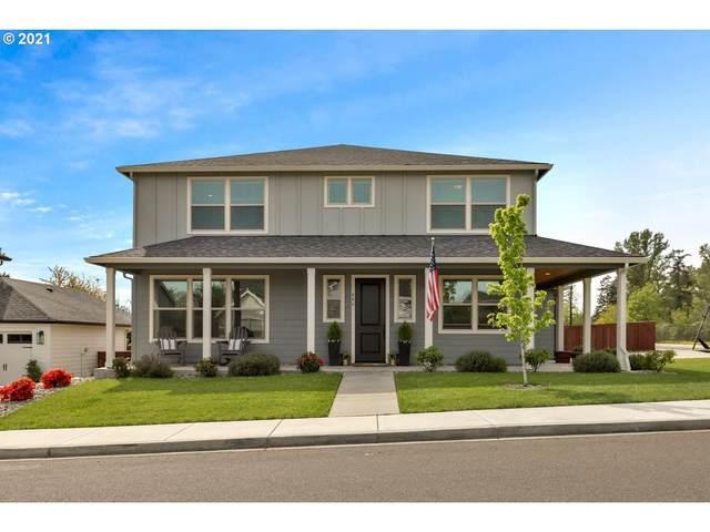 406 E Spruce Ave, La Center, WA 98629 (MLS #21541460) :: Stellar Realty Northwest