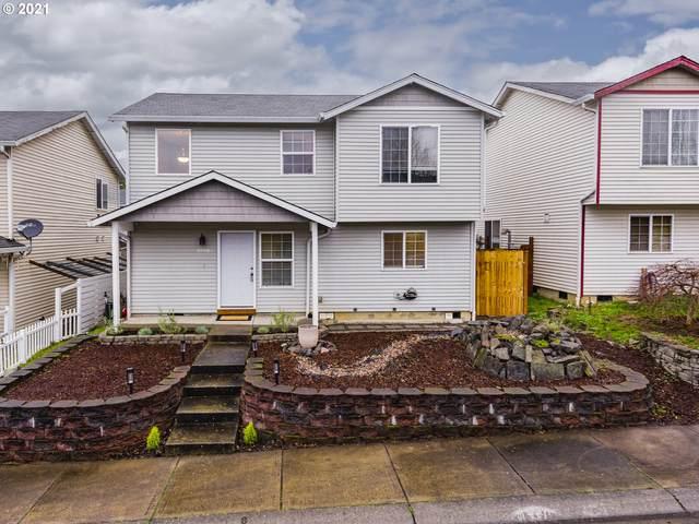 1206 W 30TH St, Vancouver, WA 98660 (MLS #21541637) :: McKillion Real Estate Group
