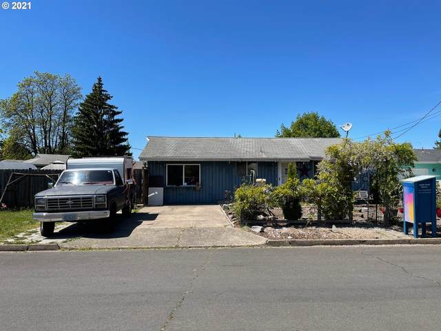 808 19TH St, Springfield, OR 97477 (MLS #21541871) :: Townsend Jarvis Group Real Estate