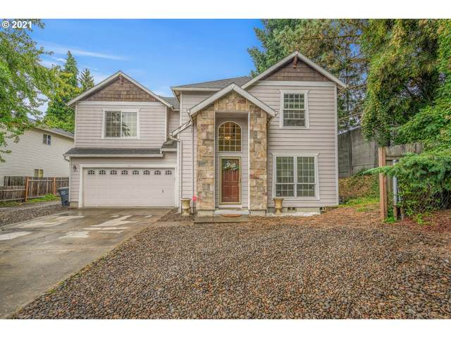 1122 N Watts St, Portland, OR 97217 (MLS #21541973) :: The Pacific Group