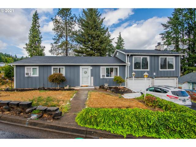 206 Trail St, Gaston, OR 97119 (MLS #21542341) :: Fox Real Estate Group
