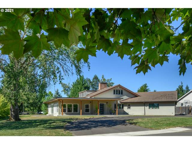 789 NW 17TH St, Mcminnville, OR 97128 (MLS #21542402) :: Beach Loop Realty