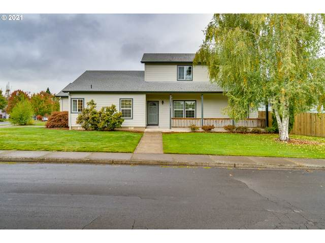 1403 SW Shirley Ann Dr, Mcminnville, OR 97128 (MLS #21542539) :: Windermere Crest Realty