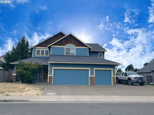 117 S 6TH St, Carlton, OR 97111 (MLS #21542853) :: Holdhusen Real Estate Group