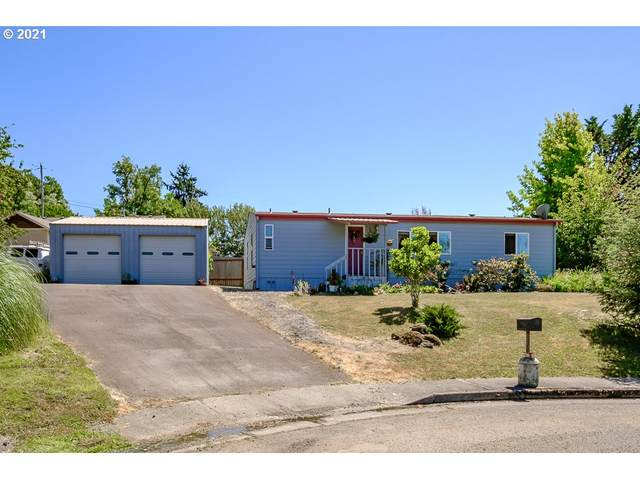 4965 Larch Ct, Sweet Home, OR 97386 (MLS #21543169) :: McKillion Real Estate Group