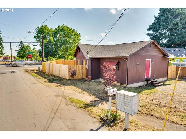 1414 E Fourth Plain Blvd, Vancouver, WA 98661 (MLS #21543620) :: Townsend Jarvis Group Real Estate