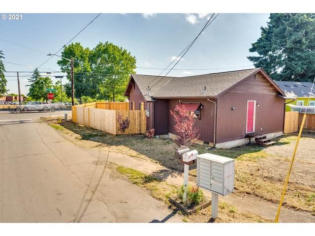 1414 E Fourth Plain Blvd, Vancouver, WA 98661 (MLS #21543620) :: Triple Oaks Realty