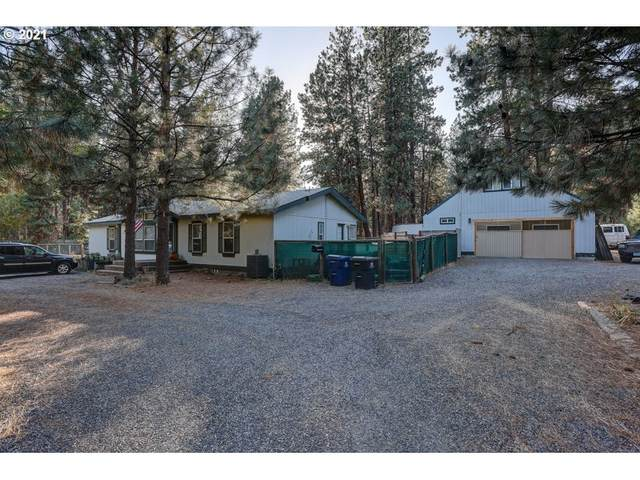19259 Shoshone Rd, Bend, OR 97702 (MLS #21544024) :: Real Estate by Wesley