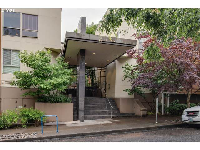 1535 SW Clay St #206, Portland, OR 97201 (MLS #21544202) :: Real Tour Property Group