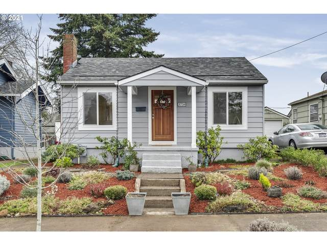 3734 NE 68TH Ave, Portland, OR 97213 (MLS #21544434) :: Townsend Jarvis Group Real Estate
