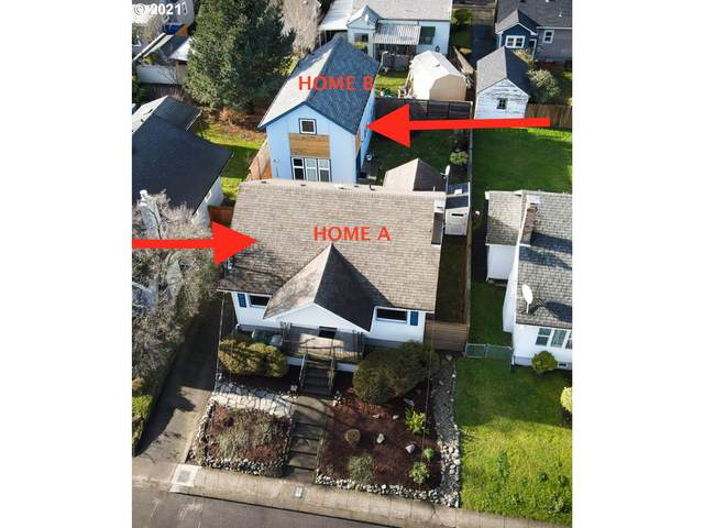 1323 NE 60th Ave, Portland, OR 97213 (MLS #21544543) :: Next Home Realty Connection