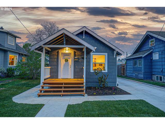 5704 SE Francis St, Portland, OR 97206 (MLS #21544789) :: The Pacific Group
