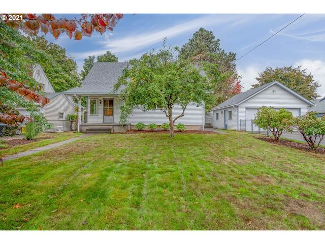 5015 NE 91ST Ave, Portland, OR 97220 (MLS #21544839) :: Fox Real Estate Group