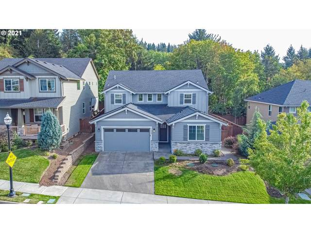 2400 NW 41ST Ave, Camas, WA 98607 (MLS #21544873) :: Townsend Jarvis Group Real Estate