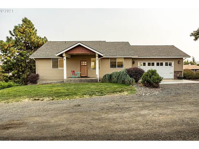 340 NE Seventh St, Dufur, OR 97021 (MLS #21544978) :: Townsend Jarvis Group Real Estate
