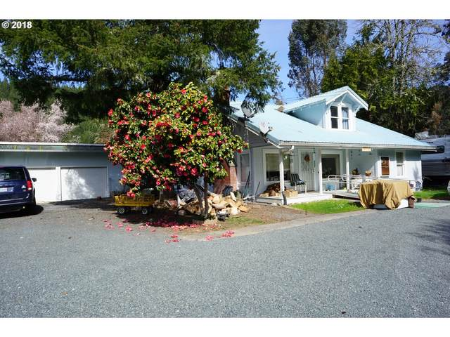19316 Highway 42, Myrtle Point, OR 97458 (MLS #21544992) :: RE/MAX Integrity