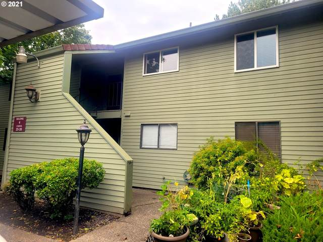 5160 SW 180TH Ave #26, Beaverton, OR 97078 (MLS #21545507) :: Holdhusen Real Estate Group