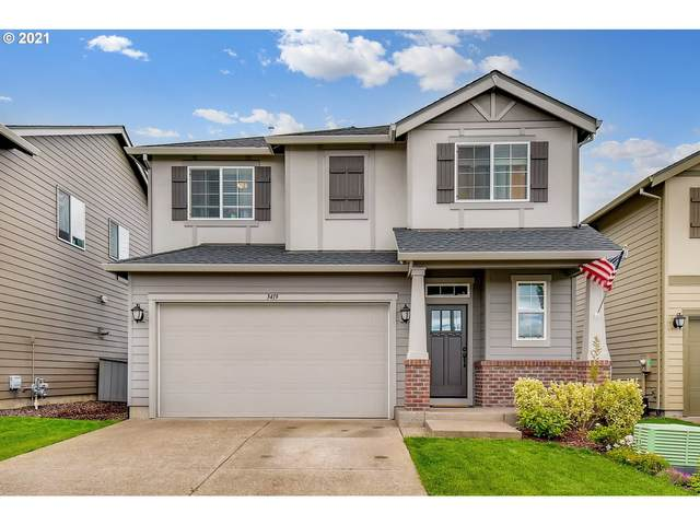 3419 Chestnut St, Forest Grove, OR 97116 (MLS #21545550) :: McKillion Real Estate Group