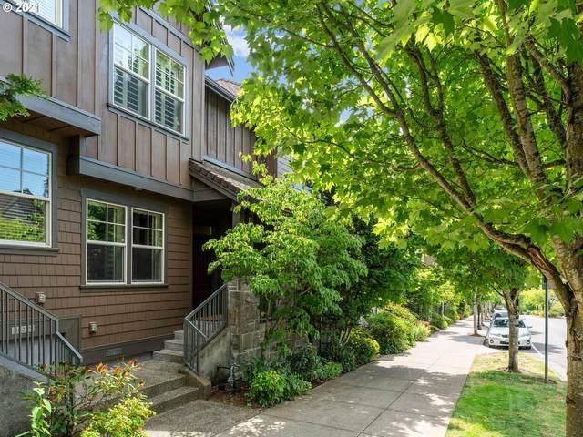 10218 SW Taylor St, Portland, OR 97225 (MLS #21545691) :: Premiere Property Group LLC