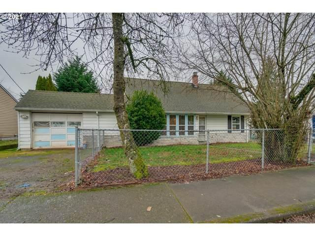 12606 SE Market St, Portland, OR 97233 (MLS #21545710) :: Real Tour Property Group