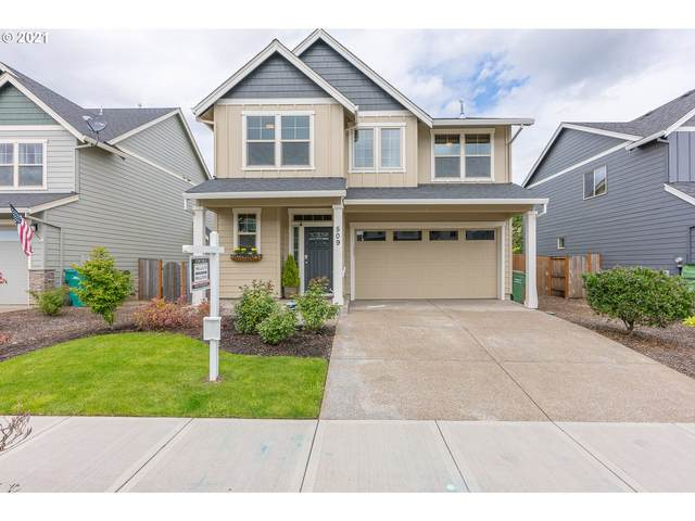 509 E Taylor Dr, Newberg, OR 97132 (MLS #21545898) :: Fox Real Estate Group