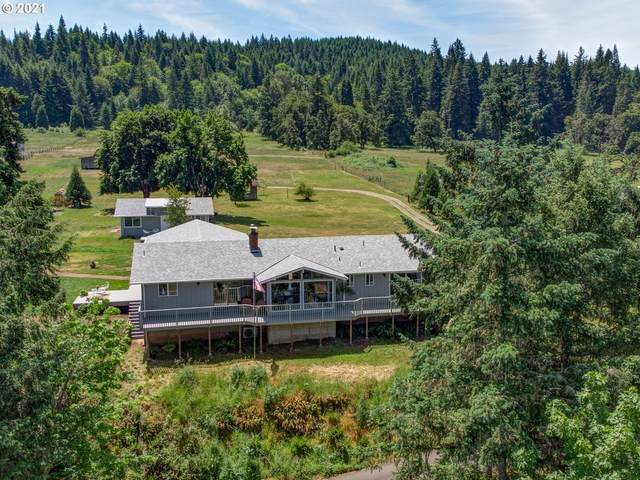 39816 Place Rd, Fall Creek, OR 97438 (MLS #21545934) :: McKillion Real Estate Group
