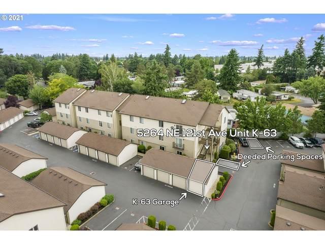 5264 NE 121ST Ave K-63, Vancouver, WA 98682 (MLS #21546041) :: Premiere Property Group LLC