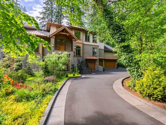 19379 Riverwood Ln, Lake Oswego, OR 97035 (MLS #21546124) :: Real Tour Property Group