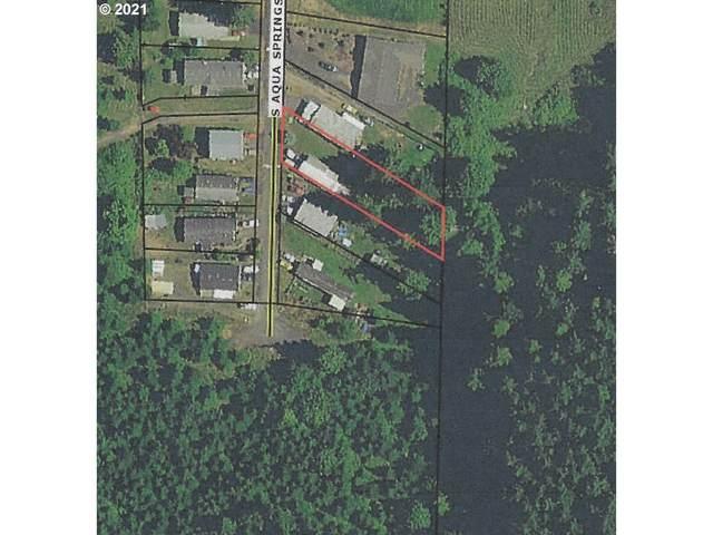 35544 S Aqua Springs Rd, Molalla, OR 97038 (MLS #21546363) :: Beach Loop Realty