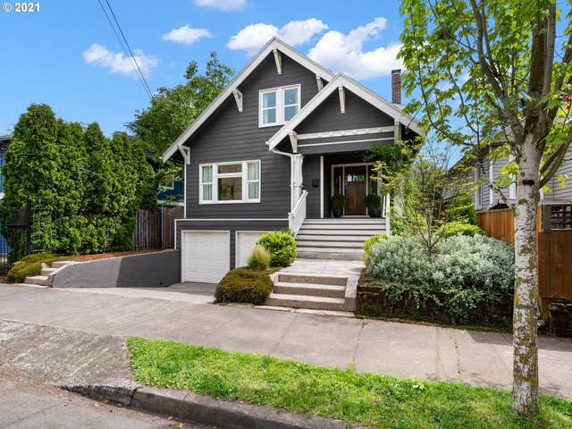 4932 NE 9TH Ave, Portland, OR 97211 (MLS #21546540) :: Premiere Property Group LLC