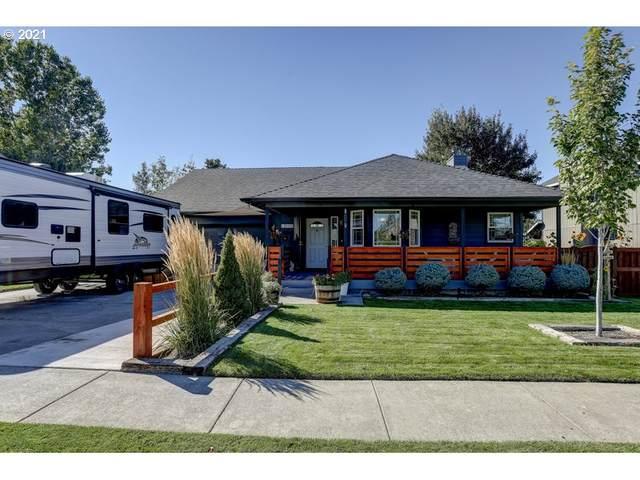 61365 Elkhorn St, Bend, OR 97702 (MLS #21546585) :: Townsend Jarvis Group Real Estate