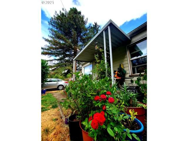 6407 SE May St, Milwaukie, OR 97222 (MLS #21546620) :: Holdhusen Real Estate Group