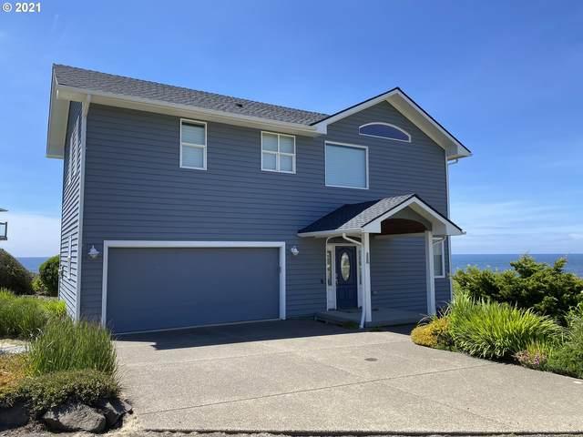 679 Coolidge Ln, Yachats, OR 97498 (MLS #21546631) :: Beach Loop Realty