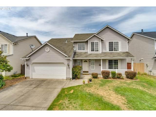18806 SE 18TH St, Vancouver, WA 98683 (MLS #21546750) :: Cano Real Estate