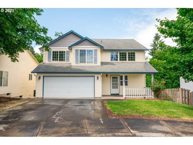 4914 NE 59TH Cir, Vancouver, WA 98660 (MLS #21546764) :: Cano Real Estate