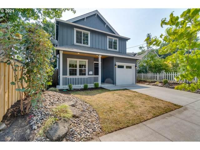 3584 SE Holgate Blvd, Portland, OR 97202 (MLS #21546767) :: McKillion Real Estate Group