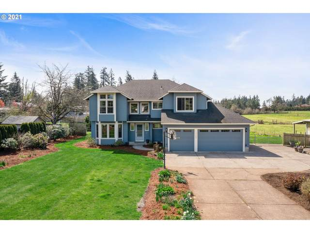 11140 S Forest Ridge Rd, Oregon City, OR 97045 (MLS #21547494) :: Tim Shannon Realty, Inc.
