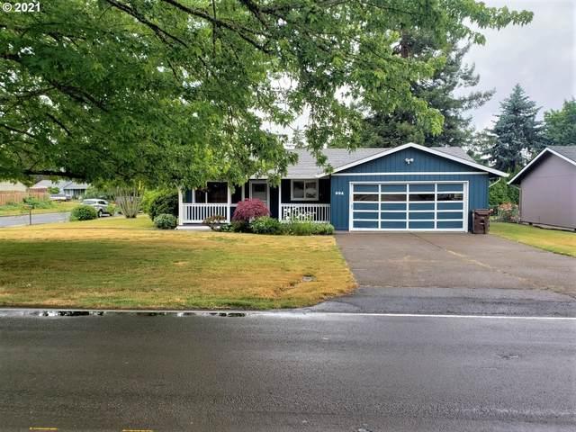 994 NE Sunrise Ln, Hillsboro, OR 97124 (MLS #21547571) :: Keller Williams Portland Central