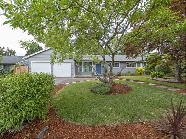 12845 SW Glenhaven St, Portland, OR 97225 (MLS #21547586) :: Song Real Estate