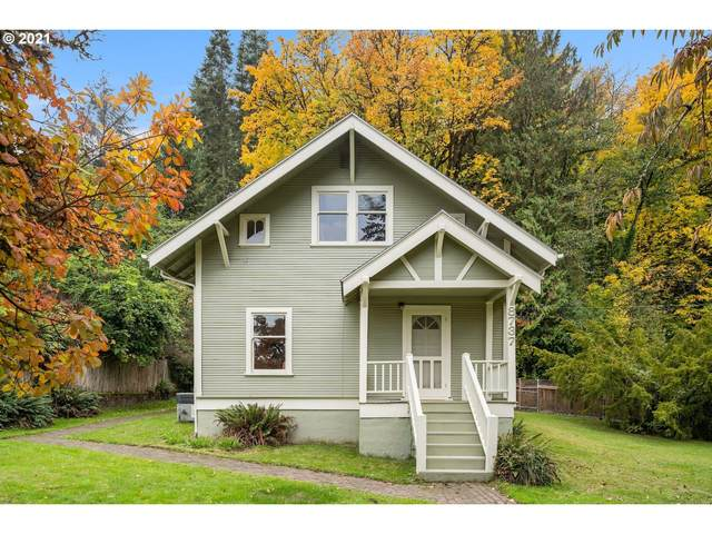 8737 NW Ogden St, Portland, OR 97231 (MLS #21547613) :: Real Tour Property Group