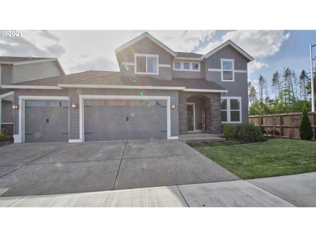3709 NE Pioneer St, Camas, WA 98607 (MLS #21547615) :: McKillion Real Estate Group