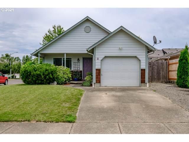 1438 Polo Ct SE, Salem, OR 97317 (MLS #21547709) :: Brantley Christianson Real Estate