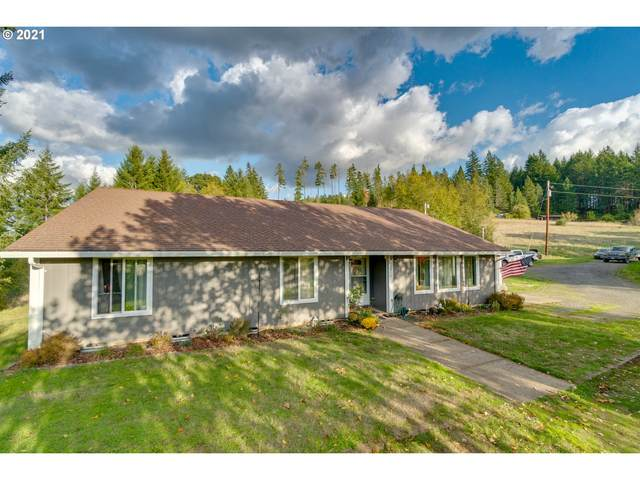 18810 NW Oak Ridge Rd, Yamhill, OR 97148 (MLS #21547792) :: Windermere Crest Realty