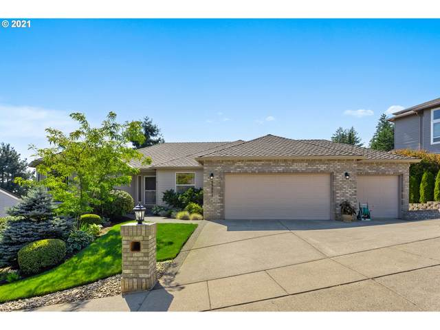 11393 SE 119TH Dr, Happy Valley, OR 97086 (MLS #21548118) :: Holdhusen Real Estate Group